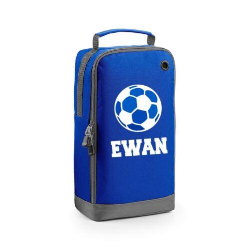 Personalised Name Football Kit Bag Boots Sports Kit Bag School Team Club Bag