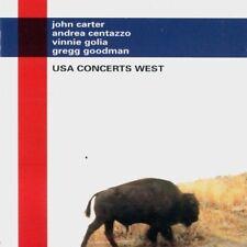 John CARTER Andrea Centazzo Vinnie Golia Gregg Goodman-USA mezzodì West RAR!