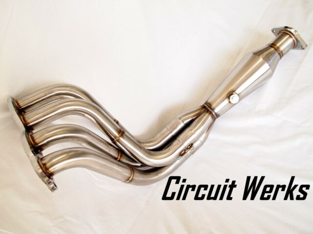 Acura K-Series Exhaust Manifold Header 4-1 K20/K24 K Swap Civic Integra EG EK DC