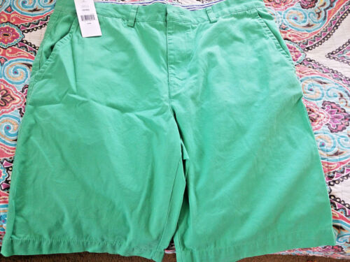 Tommy Hilfiger Mens GREEN Shorts 36 waist New