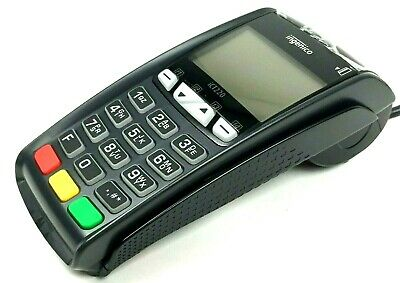 Ingenico ICT220 Credit Card Terminal with EMV//CHIP Reader