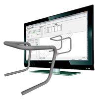 Bend Tech EZ 3D Software Tube Bending Pipe Bender