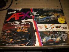 VINTAGE AURORA AFX 1977 HO SCALE RACE SET -  Wall Climber - Unused - No Cars!