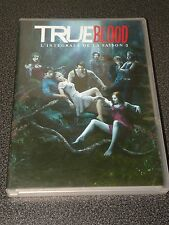 DVD   TRUE BLOOD SAISON 3 INTEGRALE   langue française