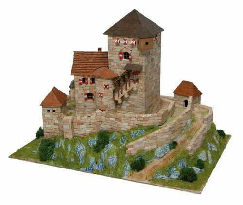 Castle Burg Branzoll Italy Sec. XIII 3800 pcs Construction Kit 1:110 AEDES ARS