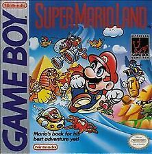 Super Mario Land (Nintendo Game Boy, 1989)