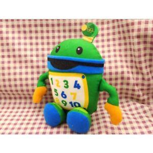 прекрасный Team Umizoomi Bot плюш 8 дюймов примерно 20 32