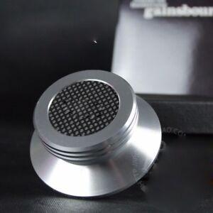 Carbon-fiber-aluminum-alloy-LP-Vinyl-Turntables-Metal-Disc-Stabilizer-Record