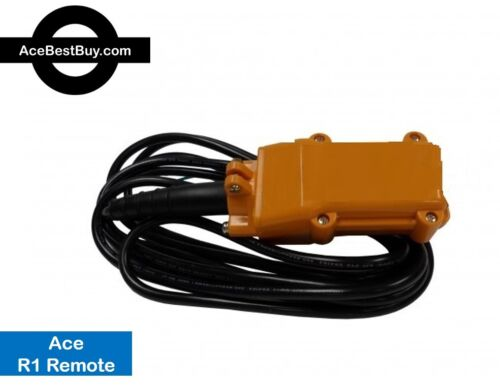 for POWER DOWN hydraulic pump 12v 24v R1 or R2 3 or 4 Wire Ace Remote Control