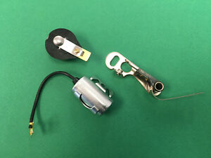 John Deere Early Tractor Model 1010 2010 Tune Up Kit Delco Clip Held Distributor