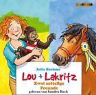 Lou + Lakritz. Zwei zottelige Freunde. 2 CDs (2009)