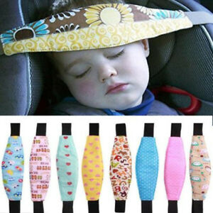 Baby Car Seat Safety Headrest Pillow Sleeping Head Support Pad For ...