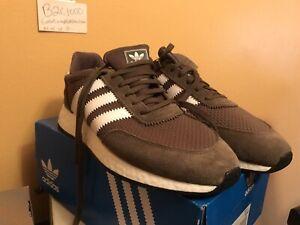 9002d364b26e NEW Adidas I-5923 Runner Men Shoes Branch White Core D97211 10 Boost ...