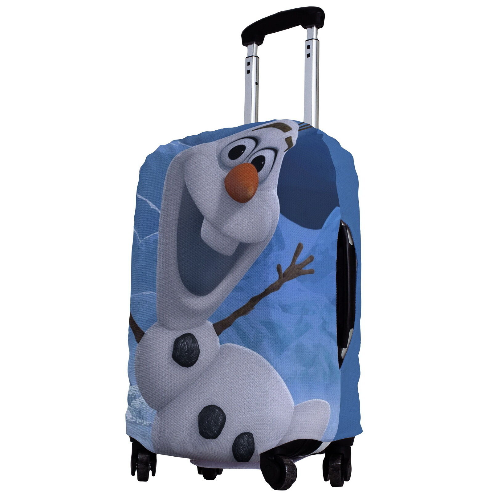 Waving Olaf Suitcase Cover