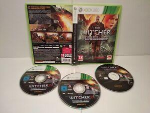 The-Witcher-2-Assassins-of-King-039-s-Enhanced-Edition-PAL-Francais-Tres-bon-etat