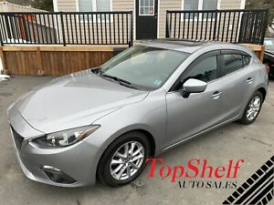 2014 Mazda 3 Sport GS | Moonroof | 6Speed |