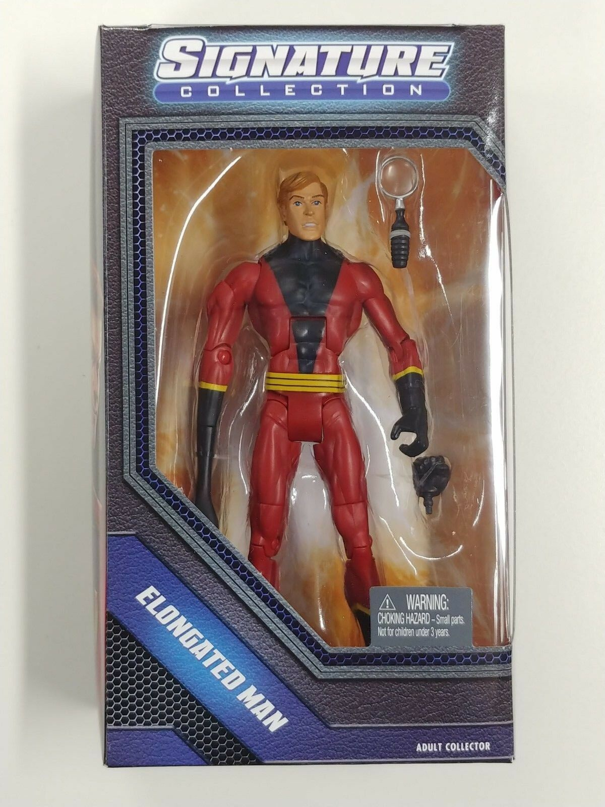 Elongated Man DC Universe Signature Collection Mattycollector Exclusive