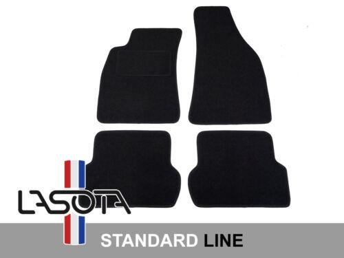 Velours Fußmatten // Autoteppich HONDA CR-V III - STANDARD 2006-2012