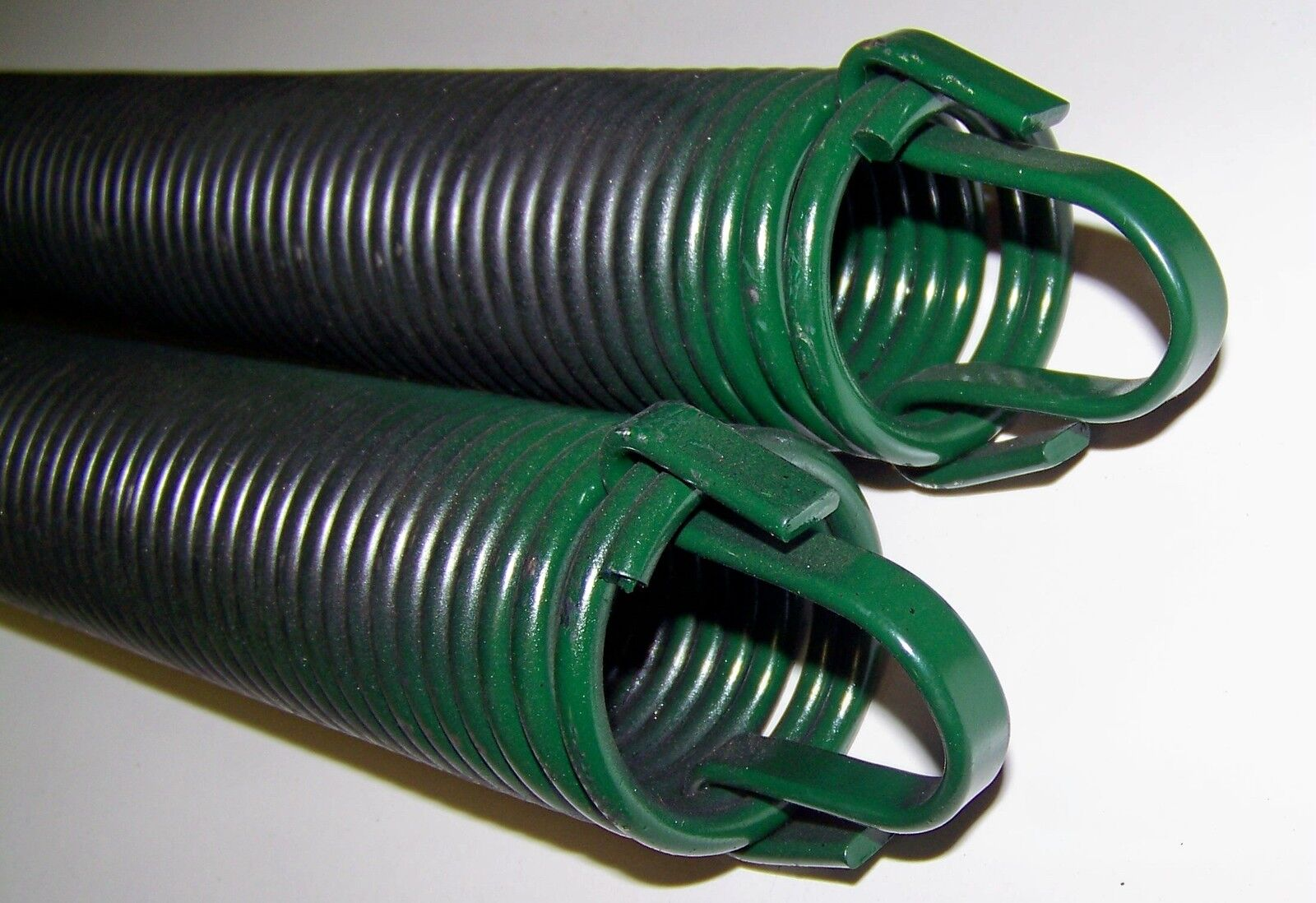 Garage Door Extension Springs - 7' Door - 220 Pound Pull - 1-Pair - NEW