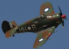 1/6 Scale Australian WW-II CAC CA-13 Boomerang Plans andTemplates