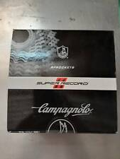 Campagnolo Super Record 11 Speed Cassette 11-25 With Lockring