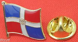 Image Is Loading Dominican Republic Flag Lapel Hat Cap Tie Pin