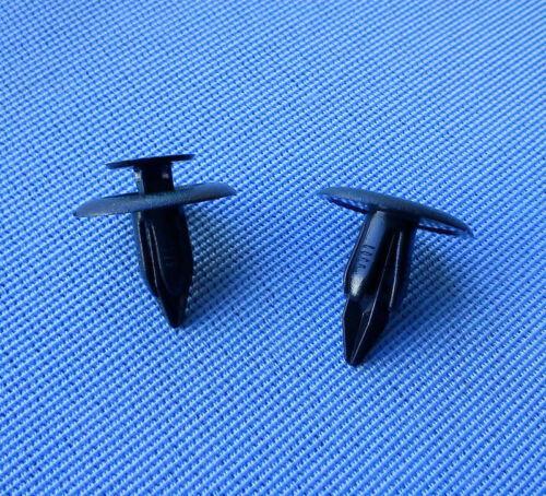 20x Befestigungsclips Radkasten Halter für Mazda Nissan Ford Renault Clip Klips
