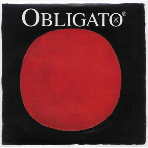 NEW Pirastro Obligato Violin Strings Set 4//4 Gold LOOP E
