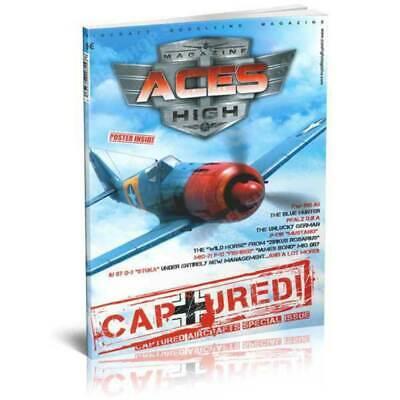Aces High Issue 8 Catturato Numero Speciale-ak Interactive-mostra Il Titolo Originale Un Arricchimento E Nutriente Per Il Fegato E Il Rene