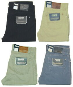 PIONEER-Rando-Groesse-amp-Farbe-waehlbar-leichte-Sommer-Stretch-Stoff-Jeans-1-Wahl