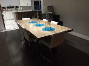 Custom Bowling Alley Furniture (Harvest Tables) Nova Scotia Preview