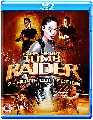 Lara Croft Tomb Raider 1 2 Cradle Of Life 2 Film Collection