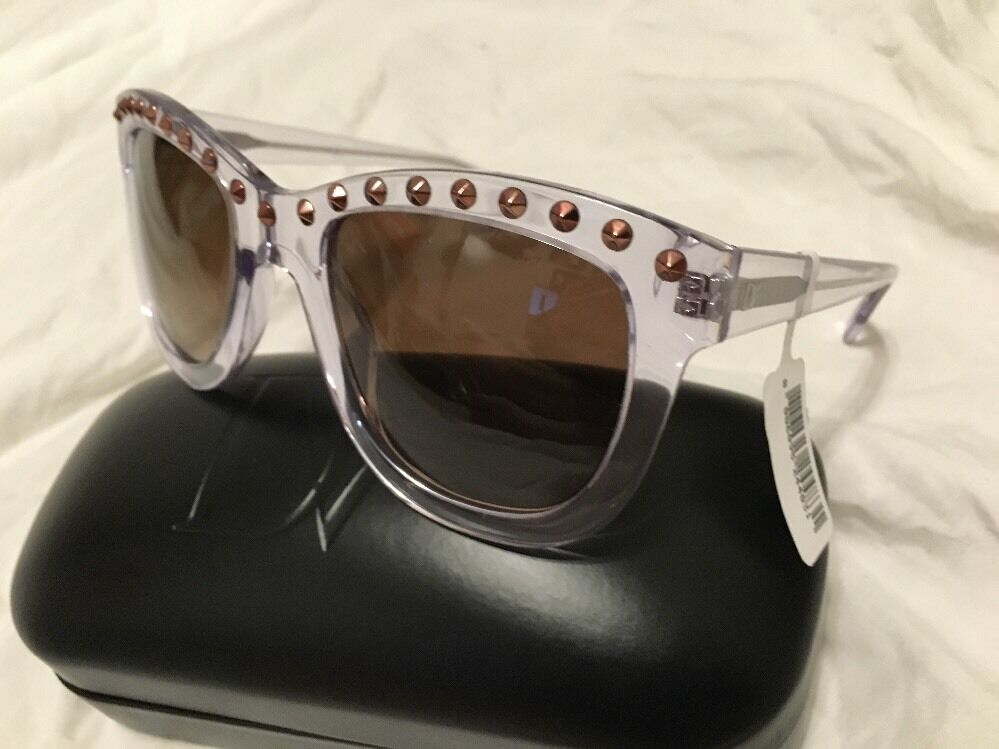 DVF 595S LEAH Sunglasses 971 New With Tags Retail