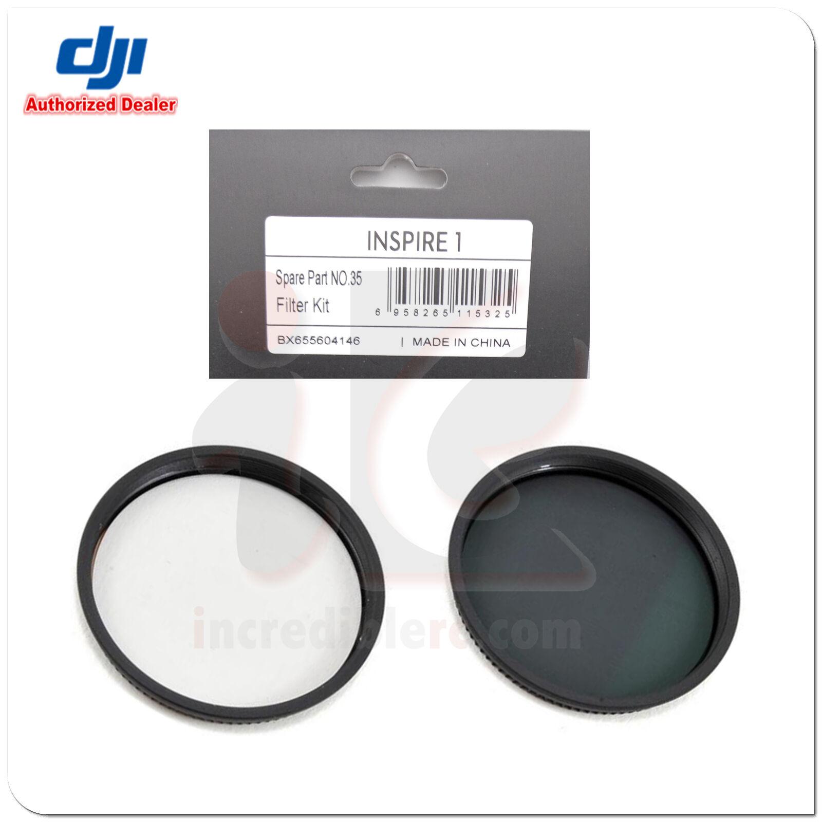 DJI RC Camera Drone Quadcopter FPV - DJI Inspire 1 Part 35 Filter Kit