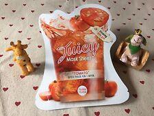 Asian Skincare [Holika Holika] Tomato Juicy Mask Sheet/Face Mask-Korea- x1piece