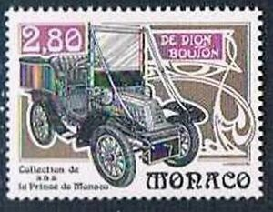 Monaco 1994 Yv N°1942 Mnh** Car museum - France - Monaco 1994 Yv N1942 Mnh Car museum - France