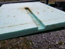 Honey Bee Hive Insulated Vented Top Cover Board Colony Overwintering Success
