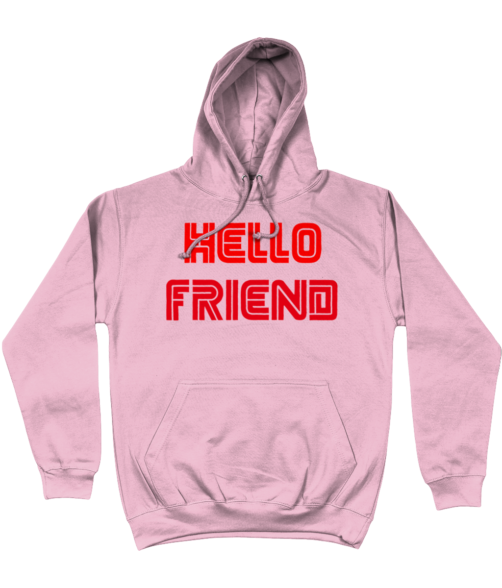 Mr Robot TV Show Hello Friend FSociety Hacker Geek Quote Hoodie Sizes S To 5XL