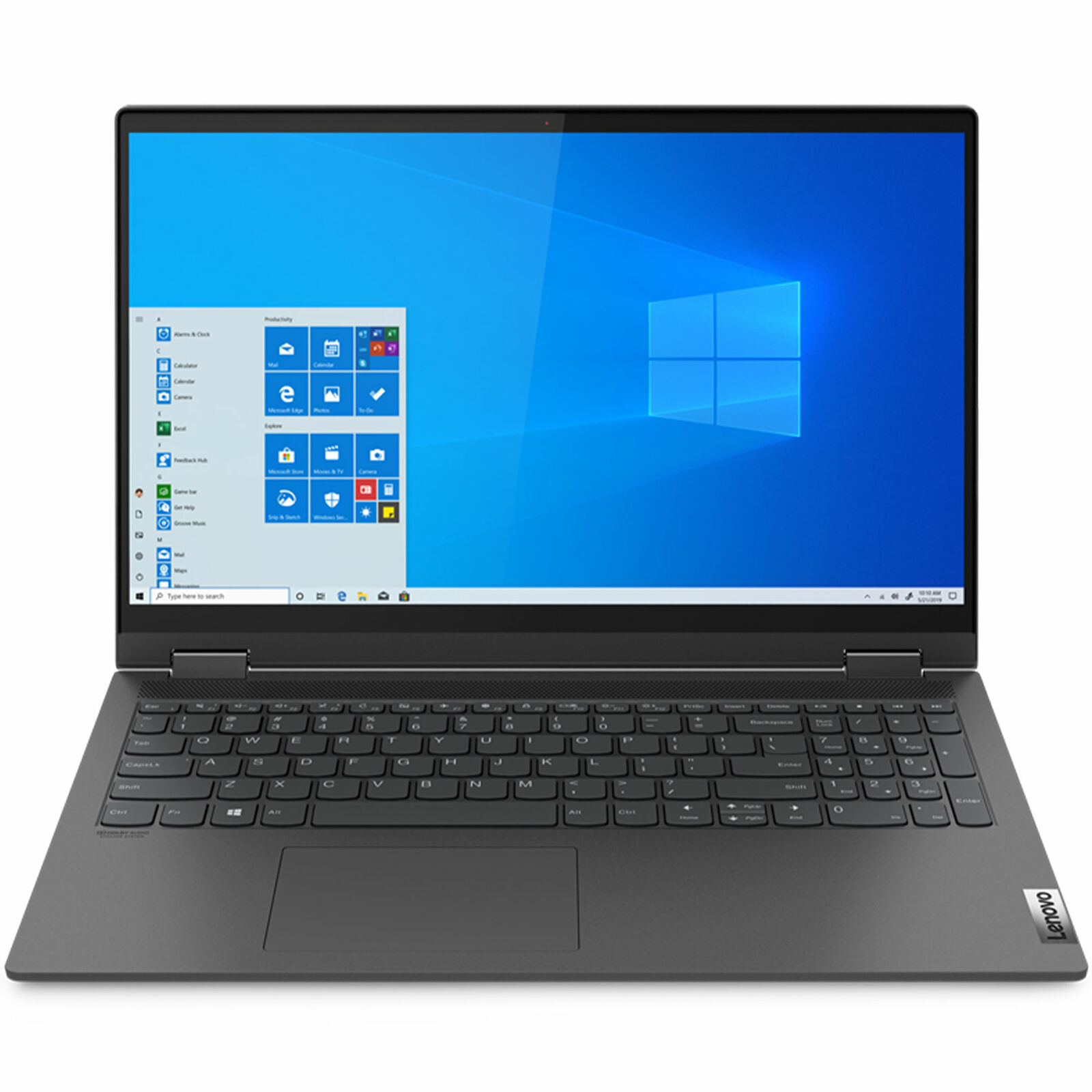 Lenovo IdeaPad (81X3000WUS) 15.6″ Convertible 2-in-1 Touch Laptop/Tablet, 10th Gen Core i7, 16GB RAM, 1TB SSD