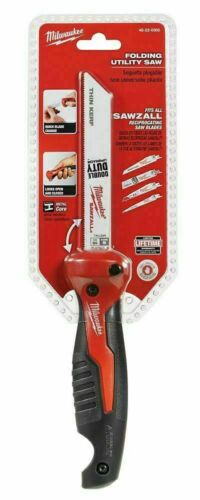 "Milwaukee 48-22-0305 6/"" pliable Utility Jab Scie Multi-Cutter NEUF EN PACK 2020"
