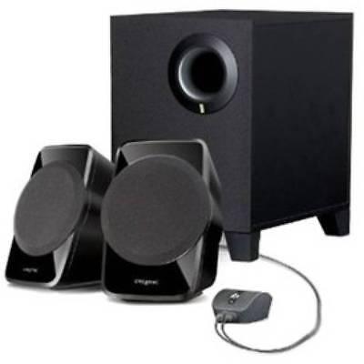 Creative SBS A120 Laptop/Desktop Speaker Color Black 9 Months Warranty