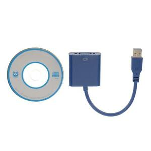 USB-3-0-a-VGA-Multi-Display-Video-Adaptateur-de-cable-graphique-pour