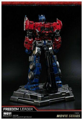 Pre-order ToyWorld TW-F09 TWF09 Freedom Leader Optimus Prime Deluxe ver.