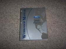 2005 Ford Focus Shop Service Repair Manual ZX3 ZX4 ZX5 ZXW S SE SES ST 2.0L 2.3L