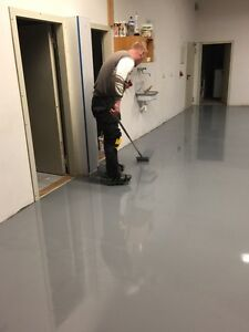 2k Epoxidharz Bodenbeschichtung 10kg Silbergrau Bodenfarbe Garagen