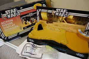 PRIDE-Displays-Star-Wars-Action-Figure-Display-DIORAMA-Set-Boxed-2005-Rare-Nice