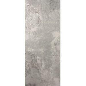 Details zu MUSTER Bodenfliesen Silanion Grau 29,5x118,5cm   Wand Wohn-  Badezimmer Bad WC