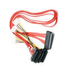 Internal SAS 32PIN SFF-8484 to 29 Pin SAS SFF-8482 HARD DISK DRIVE Cable