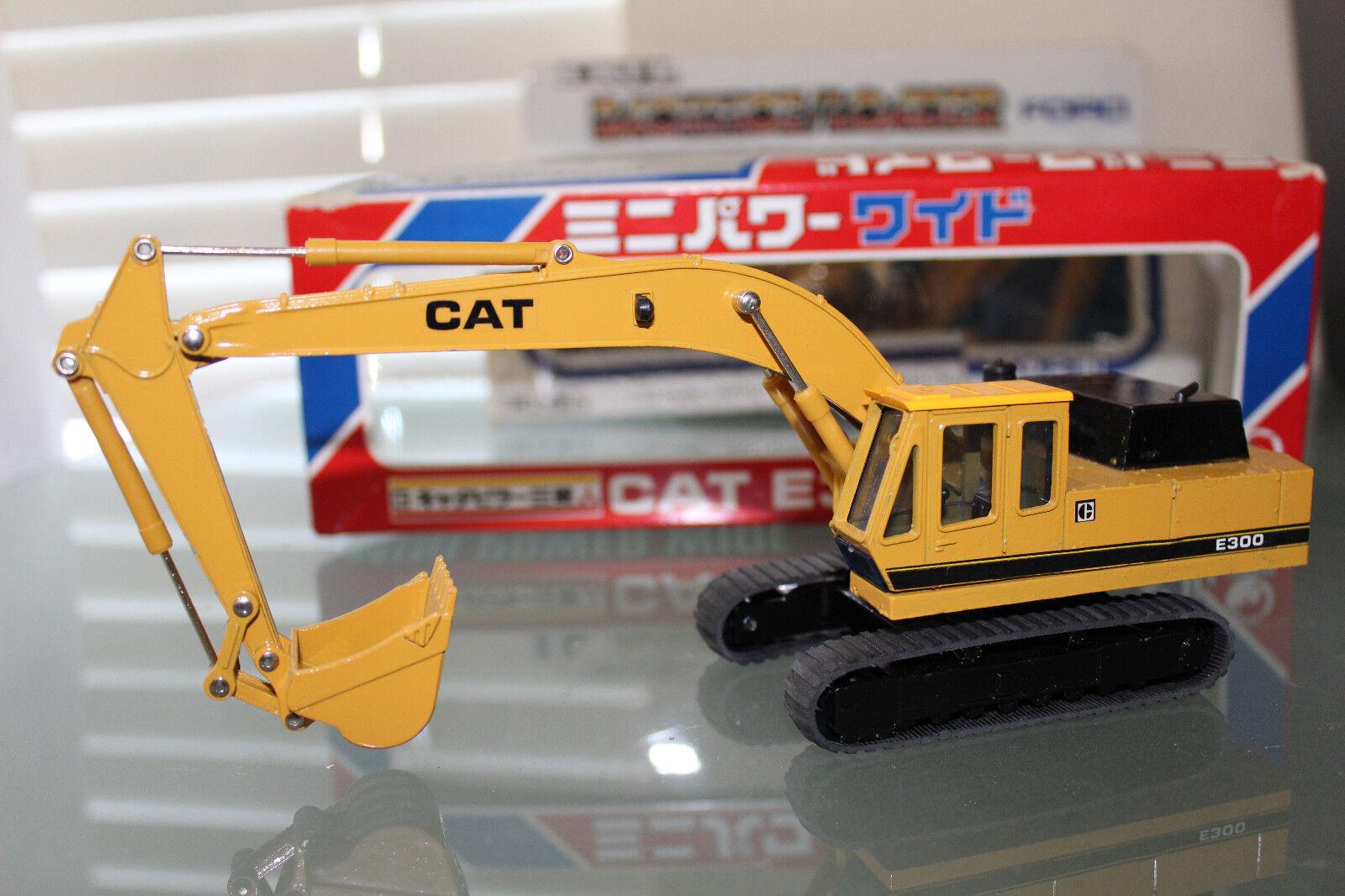 Shinsei escala 148 de excavadora hidráulica Cat E300 (Nº 606)