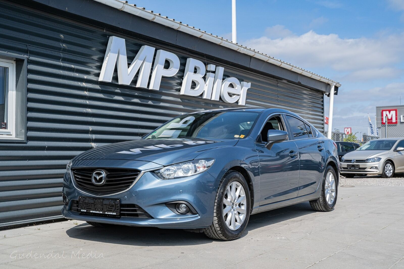 Mazda 6 2,0 SkyActiv-G 165 Vision